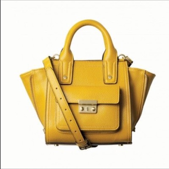 3.1 Phillip Lim for Target Handbags - Phillip Lim Target Convertible Crossbody Mustard